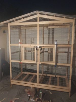 Bird cage for Sale in CRYSTAL CITY, CA