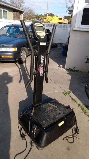 Nitrofit vibrating platform for Sale in Santa Ana, CA