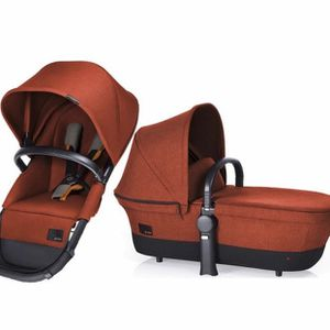 Cybex Priam 2-In-1 Light Seat, Autim Gold Burnt red for Sale in Katy, TX