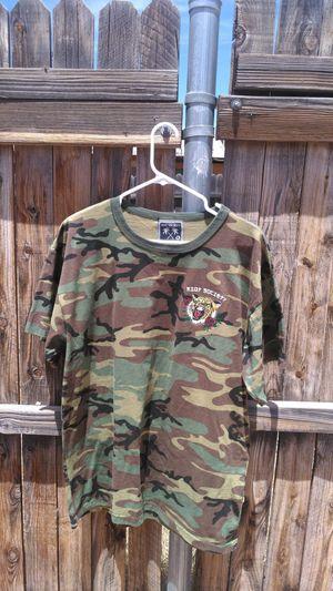 Riot Society Camo T-Shirt for Sale in Mesa, AZ