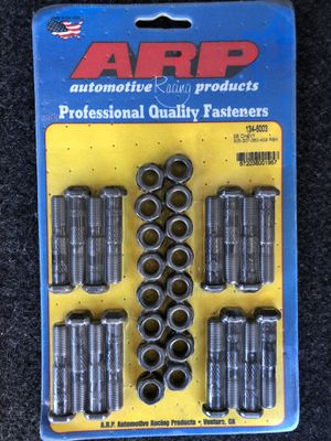 ARP SB CHEVY ROD BOLTS for Sale in Westchester, CA
