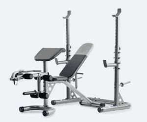 🏋️♂️Brand New🎁 Weider XRS 20 Weight Bench + Squat Rack💪🏼 for Sale in Stockton, CA