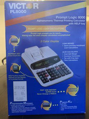 Prompt Logic 8000 calculator for Sale in Forestville, MD