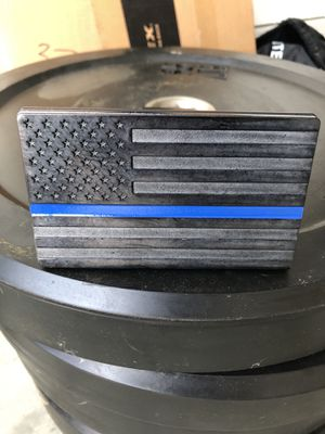 Thin Blue Line Hitch Cover for Sale in Lancaster, PA
