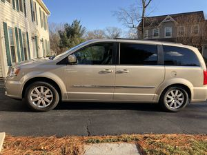 Handicapped equipped Gold 2015 Chrysler Town and Country Mini-van for Sale in Herndon, VA