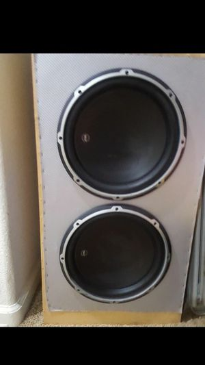 JL audio 12w3 great condition for Sale in Dinuba, CA