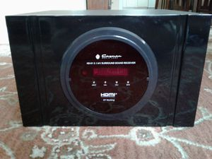 Cayman Media Labs Reciever with integrated Subwoofer for Sale in Raleigh, NC