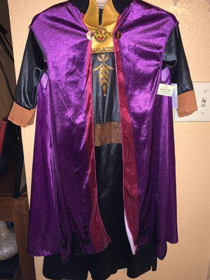 Anna Frozen 2 Costume Size: Small (4-6) for Sale in San Bernardino, CA
