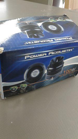 Power Acoustik 100W Pro Audio Tweeter NX-5 for Sale in Oakland Park, FL
