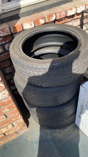 Douglas tires205/50r17 for Sale in Fresno, CA
