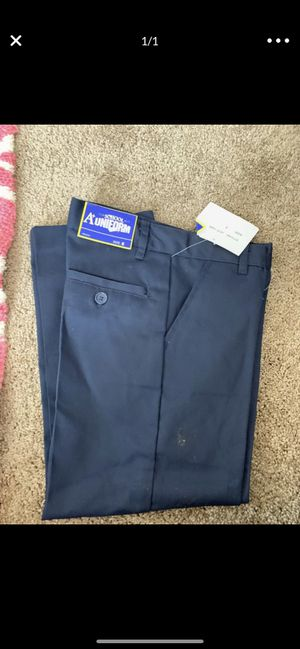2 Boys or girls uniform pants size 10 husky. for Sale in Concord, CA
