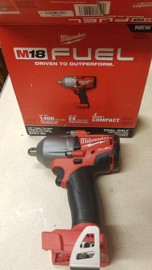 Impact wrench m18 fuel for Sale in Denver, CO