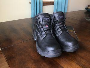 Sketchers steel toe work boots for Sale in Bridgeville, PA