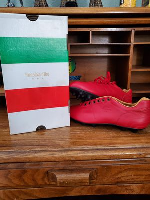 Brand New Pantofola d'oro Italian Cleats for Sale in Mission Viejo, CA