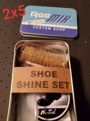 Shoe shine set for Sale in Los Angeles, CA