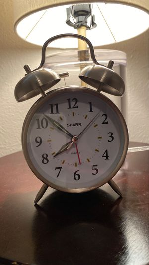Sharp Twin Bell alarm clocks for Sale in Farmers Branch, TX
