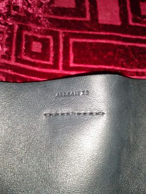 AllSaints Captain Leather North SouthTote Bag for Sale in Seattle, WA