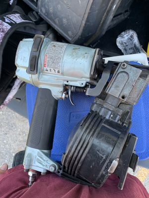 Hitachi Nail Gun for Sale in Baltimore, MD