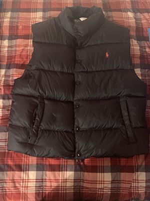 Ralph Lauren vest size XL 100% authentic for Sale in Dallas, TX