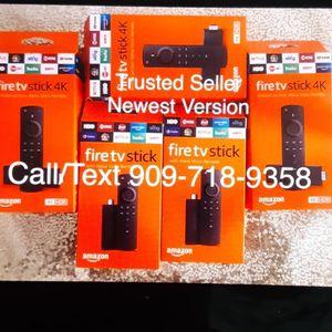 Fire TV Stick 4k Jailbroken for Sale in Rancho Cucamonga, CA