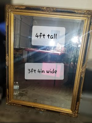 Vintage Wall Mirror for Sale in Gilbert, AZ