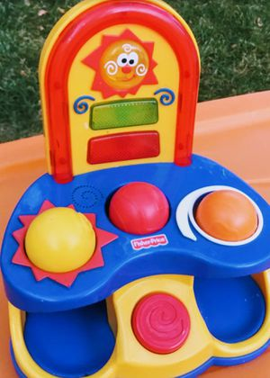 FISHER PRICE LIGHT UP ARCADE BALL GAME w/ Sound for Sale in Schaumburg, IL