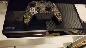 Xbox One 500gb and Controller for Sale in Bremerton, WA