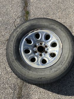 Spare Tire PDC 6x139.7 for Sale in Garden City,  ID