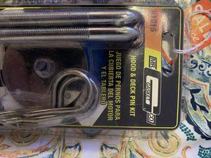 Hood n deck pin kit for Sale in Eastman, GA