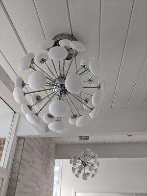 Elan Sputnik 49 Bulb LED Chandelier for Sale in San Mateo, CA