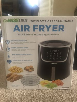 Large 7qt air fryer for Sale in Whittier, CA