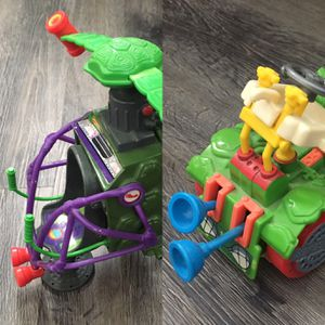 Teenage Mutant Ninja Turtles TMNT Vintage Vehicle Action Figure Toy for Sale in Peoria, AZ