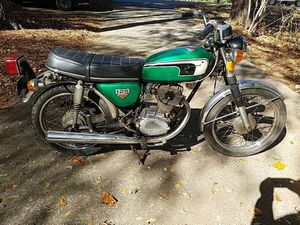 Honda CB 125 rare motorcycle runs excellent for Sale in Clearfield, UT