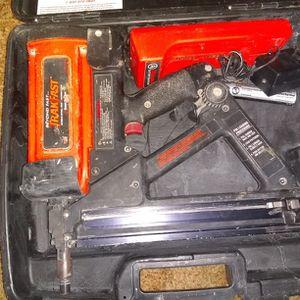 Ramset Cement Nail Gun for Sale in Tahuya, WA