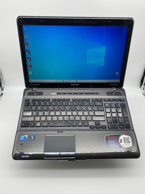 Toshiba a665 laptop for Sale in Palmdale, CA