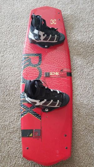 Ronix One wakeboard for Sale in Lincoln, NE