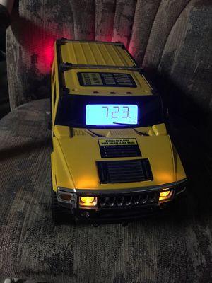 Hummer truck am/fm stereo CD player for Sale in Warren, MI