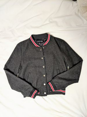 F21 Varsity Bomber Jacket for Sale in Silver Spring, MD