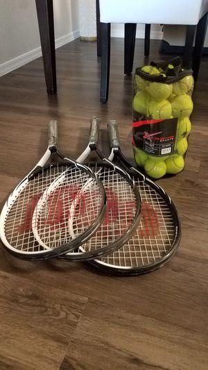 William's tennis rackets for Sale in Phoenix, AZ