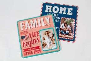 Vintage home office metal photo frame for Sale in Hacienda Heights, CA