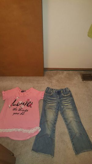 Clothes for kids size 5 for Sale in Renton, WA