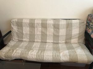Futon complete with mattress and comfy! Pu only for Sale in Tampa, FL