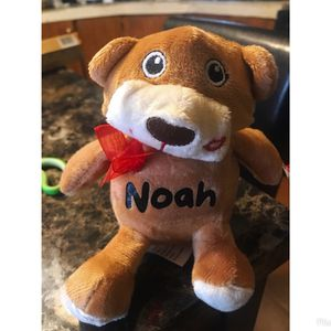 Personalized stuffed animal for Sale in San Antonio, TX