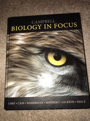 Biology in Focus for Sale in Massillon, OH