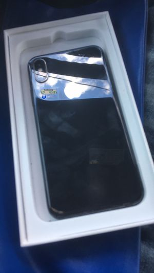 iPhone X $380.00 for Sale in West Palm Beach, FL