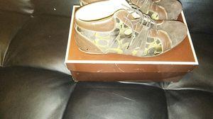 Coach Men Shoes size 9 for Sale in Philadelphia, PA