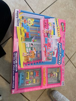 Happy places from shopkins for Sale in Miami, FL