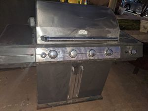 SureHeat BBQ Grill Tuscany with Propane tank for Sale in Rancho Cucamonga, CA
