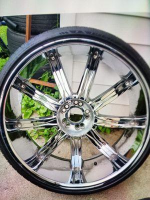 24 inch rim for Sale in Landover, MD