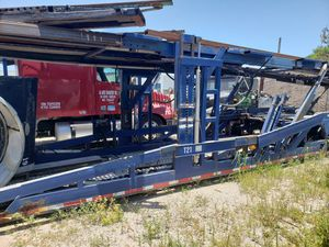 Car carrier trailer cottrell for Sale in Miami, FL